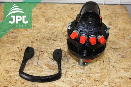 Hydraulický rotátor GR3