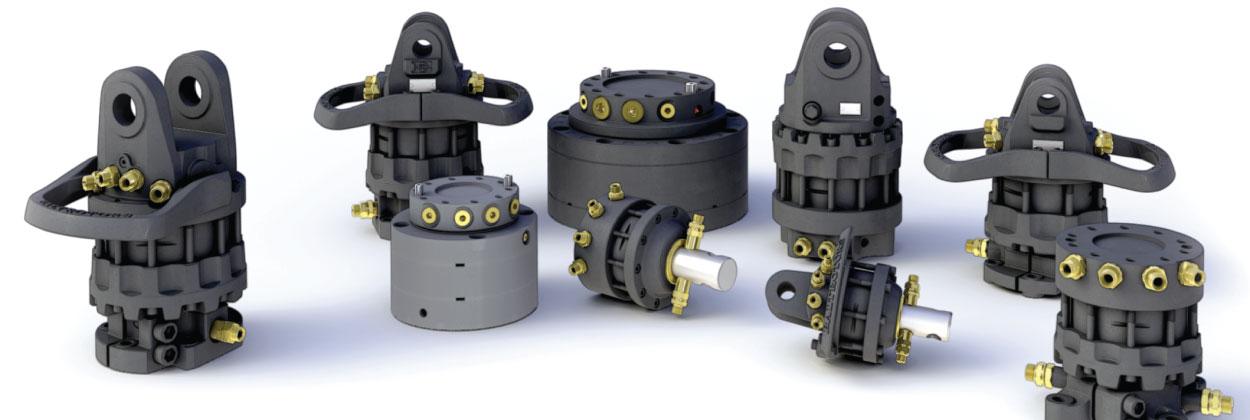 Wie soll man einen geeigneten hydraulischen Rotator oder Greifer auswählen?