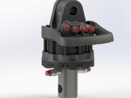 hydraulický rotátor A1.0501