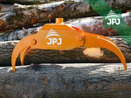 klestový drapák JPJ 0,08